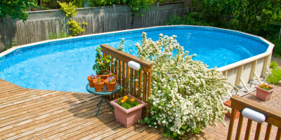 north carolina above ground swimming pool quotes