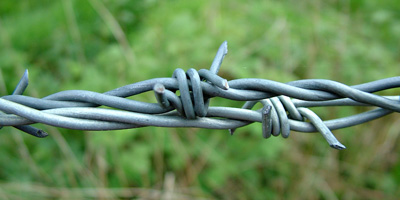 barbed wire fence repair north carolina